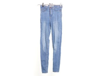 Perfect Jeans Gina Tricot, Jeans, Strl: XS, Molly, Ljusblå