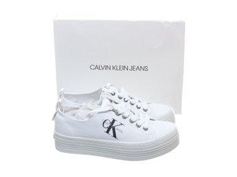 Calvin Klein Jeans, Tygskor, Strl: 40, Zo.. (357422149) ᐈ