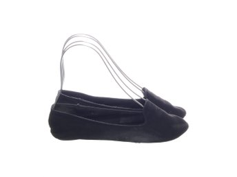 Alley, Loafers, Strl: 37, Svart, Mockaimitation