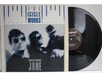THE ICICLE WORKS - UNDERSTANDING JANE - NEAR MINT