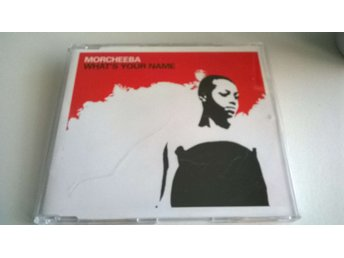 Morcheeba ‎– What's Your Name, CD, Single, Promo