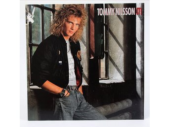 Tommy Nilsson - It! ONELP 028 LP 1988