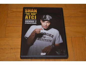 Shan The Man Atci - Svenska 2 DVD