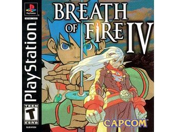 Breath of Fire IV - (USA) - Playstation