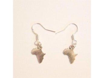 Afrika örhängen / Africa earrings - Skellefteå - Afrika örhängen / Africa earrings - Skellefteå