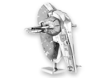 3D Pussel Metall - Star Wars - Starwars - Slave 1 009