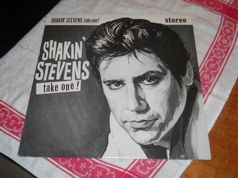 SHAKINS STEVENS--Take one.     LP