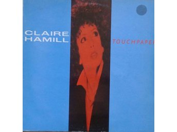 Claire Hamill title* Touchpaper* Synth-pop LP UK