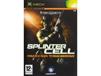 XBOX - Splinter Cell: Pandora Tomorrow (Beg)