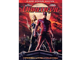 DareDevil - 2 Disc Special Edition 2003 DVD Ben Affleck Jennifer Garner Action