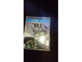 The Walk Blueray 3D