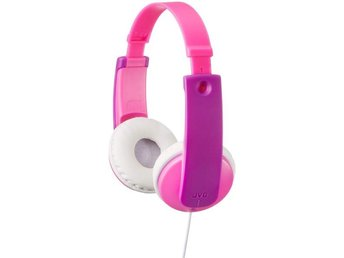 JVC Hörlur KD7 Barn On-Ear 85dB Rosa
