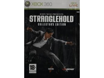 Stranglehold: Collector's Edition (Steelbook) (Beg)