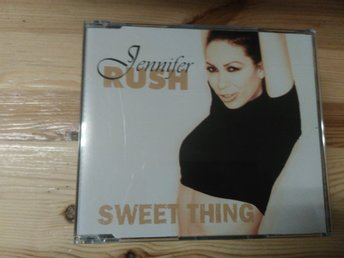 Jennifer Rush - Sweet Thing, CD