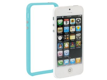 iPhone 5/5S Bumper Turkos