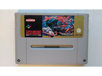 Super Nintendo/SNES: Street Fighter II 2 (SNES)