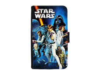 Star Wars iPhone 5 / 5S / SE Plånboksfodral