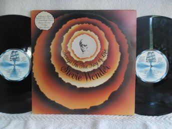 STEVIE WONDER - SONGS IN THE KEY OF LIFE - 7C 190-97901