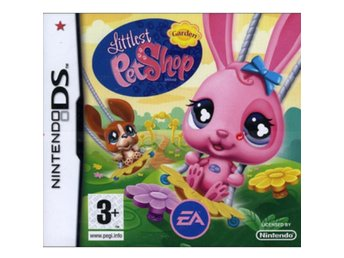 Littlest Pet Shop: Garden - Nintendo DS