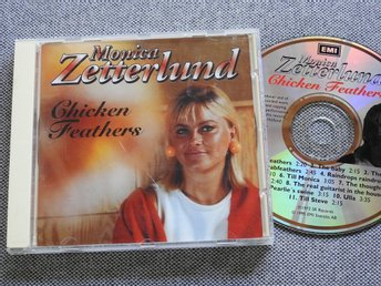 Monica Zetterlund - Chicken Feathers CD. The Baby,Ulla,Till Steve,Raindrops
