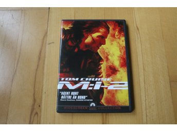 Mission Impossible II - DVD