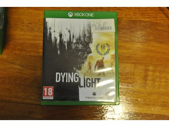 Dying Light Xbox one Spel