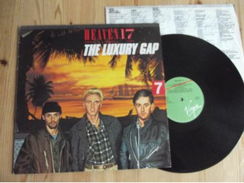 Heaven 17- The Luxury Gap