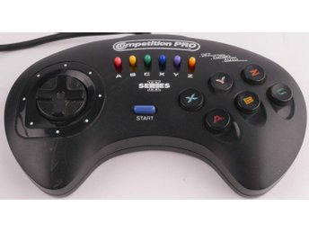 Honey Bee Competition Pro Mega Drive Controller -  - PAL (EU)