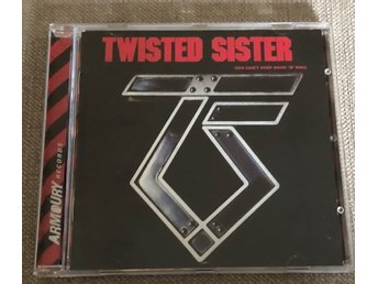 Twisted Sister You cant Kill .. cd Rare Armoury NYSKICK Dee Bonus låtar
