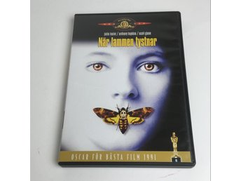 DVD video, DVD-Film, När lammen tystnar