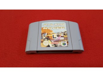 STAR WARS EPISODE 1 RACER till Nintendo 64 N64