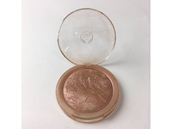 The Body Shop, Bronzer, Warm glow, Brun