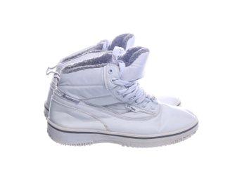 973048c6b50 Lejon, Sneakers, Strl: 38, Vit/Grå (346653134) ᐈ Sellpy på Tradera
