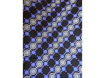 Icke gamla Nytt tyg bomull Afrika unik design färg tryck m.. (364325915) ᐈ QS-03