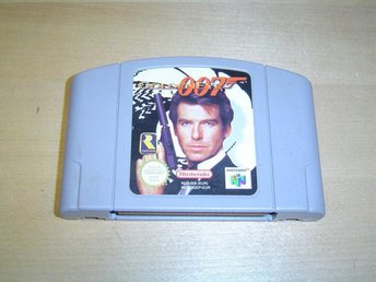 Golden Eye 007 Nintendo 64 N64 PAL