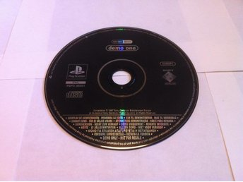 PS1: Demo 1/One (PBPX 95001)
