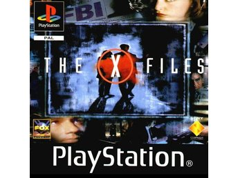 X-Files - Playstation
