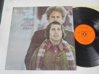 "Simon And Garfunkel ""Bridge Over Troubled Water"""