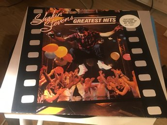 SHAKIN' STEVENS GREATEST HITS VOLUME 1 1984 SKICK MVG
