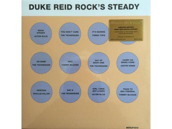VA - DUKE REIDS ROCK'S STEADY NY 180G LP ORANGE VINYL LIMITED