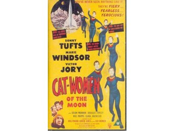 Cat-women of the Moon - Sonny Tufts - Ej text