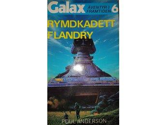 Poul Anderson - Flygkadett Flandry:  (Galax 6,Noir) - Bandhagen - Poul Anderson - Flygkadett Flandry:  (Galax 6,Noir) - Bandhagen