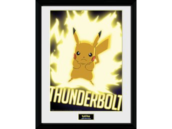 Tavla - Pokemon - Thunder Bolt Pikachu