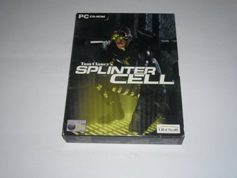PC-SPEL SPLINTER CELL