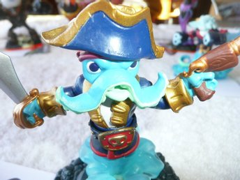 Skylanders Swap Force: Figur Wash Buckler