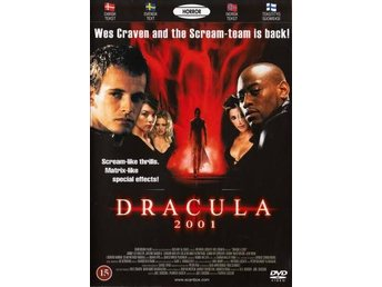 DVD - Dracula 2001 (Wes Craven) (Beg)