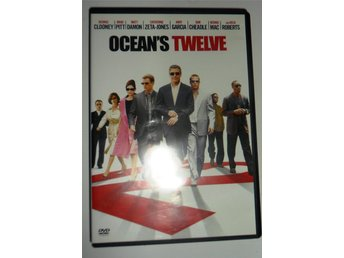 DVD--OCEANS TWELVE--NYSKICK