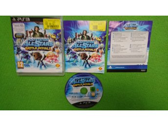 Playstation All-Stars Battle Royale KOMPLETT Playstation 3 PS3