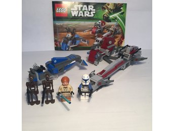 LEGO STAR WARS 75012 BARC Speeder with Sidecar
