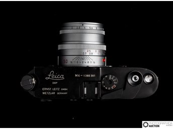 Leica M Summicron  50mm f/2 CHROM  5:e Versionen Leitz Wetzlar  MADE IN GERMANY